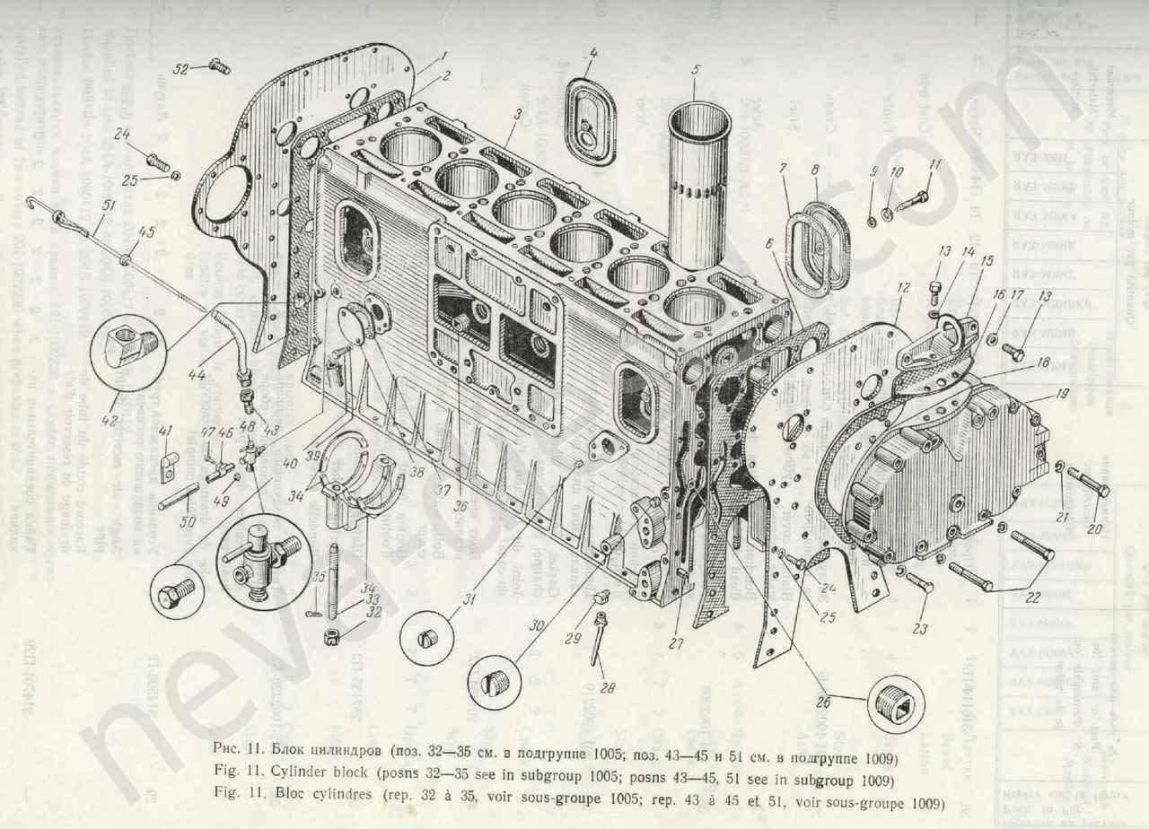 ад-30-т400 с дизелем яаз-204 схема