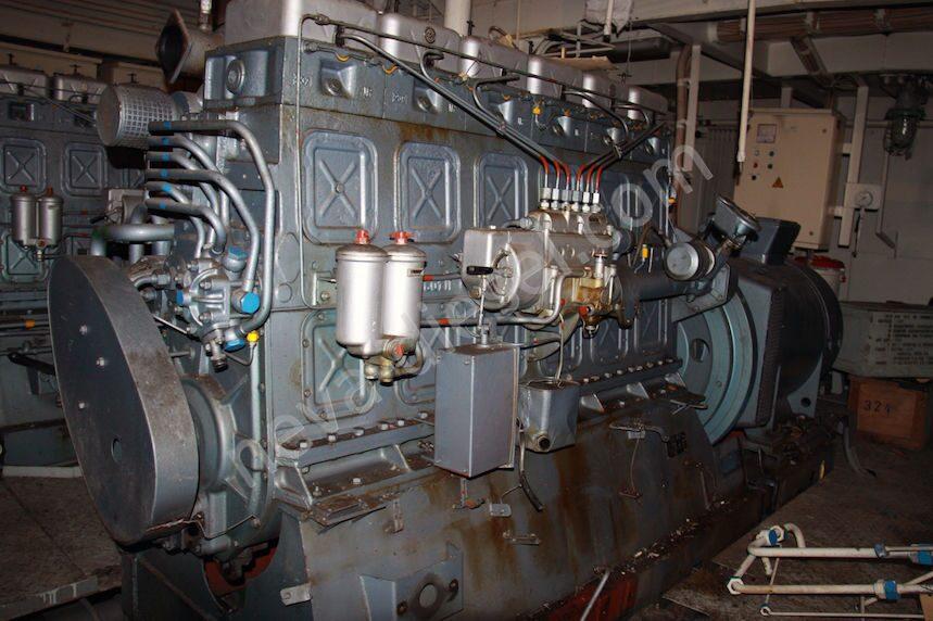 двигатель 6l skoda 350 pn