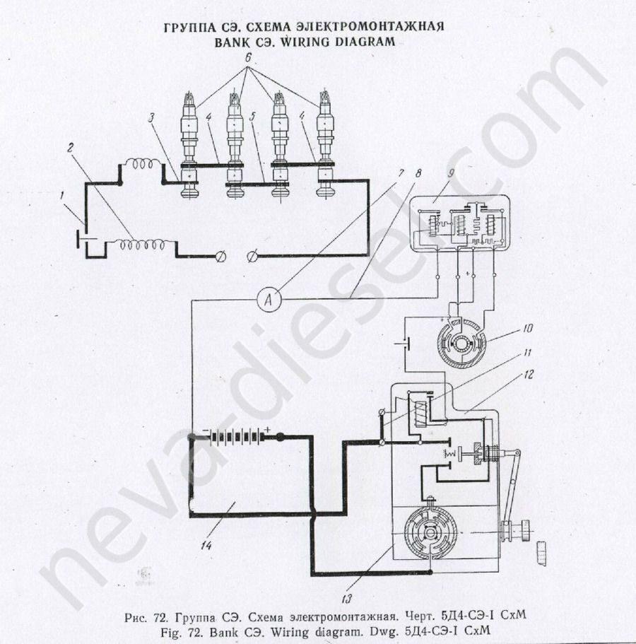 1п10 1 02 схема подключения патрубков
