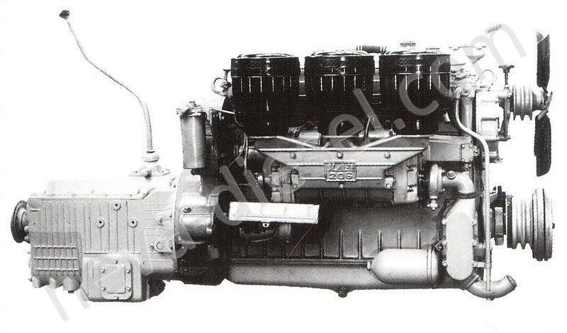 Руководство по ремонту яаз 204 от дизельной установки