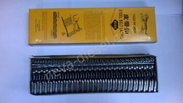 Steel belt lacing NO.45-U